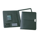 A4 Leather Conference Folder , Compendiums, Conferences