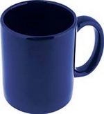 Solid Colour Ceramic Mug, Coffee and Tea Gear, Beverage Gear