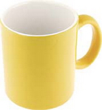 Ceramic Mug with White Inner , Beverage Gear