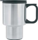 Doubled Wall Auto Mug, Beverage Gear