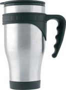 All Stainless Auto Mug, Thermo Mugs, Beverage Gear