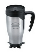 Travel Mug with Stedi-Base, Travel Mugs, Beverage Gear
