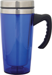 Stainless Lined Thermo Mug, Beverage Gear