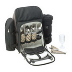 4 Setting Picnic Backpack , Executive and Office Gifts