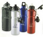 Triathlon Aluminium Water Bottle , Outdoor Gear