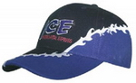 Cotton Embroidered Cap , Car Promotion Gear