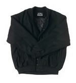 Woolen Baseball Jacket , Clothing