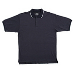 Nail Head Polo Shirt , Clothing