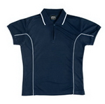 Fresh Piping Polo , Polo Shirts