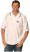 Men's Raglan Polo Shirt , Clothing