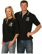 Tipped Cotton Jersey Polo , Mens Polo Shirts, Polo Shirts