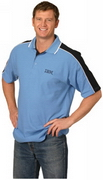 Shoulder Strip Zhongyi Polo, Mens Polo Shirts, Polo Shirts