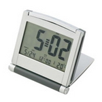 Large Display Travel Clock , Executive and Office Gifts
