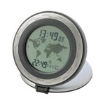 International Travel Clock , Executive and Office Gifts