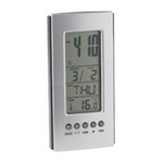 Digital Clock with Thermometer , Executive and Office Gifts