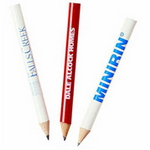 Half Size Pencils , Novelties
