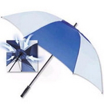 Air Vent Golf Umbrella , Umbrellas