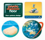 PVC Drink Coasters , Wine and Hospitality