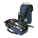 Deluxe Double Cooler Bag , Wine and Hospitality