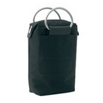 Black 2 Bottle Wine Bag, Outdoor Gear