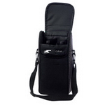 Black 2 Bottle Cooler Bag , Beverage Gear