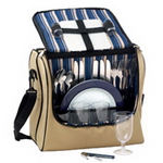 4 Setting Picnic Set , Executive and Office Gifts