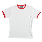Mens Ringer T-Shirt , Clothing