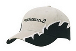 Cotton with Razor Pattern Cap , Race Pattern Caps, Car Promotion Gear