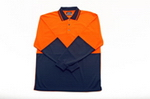 Long Sleeve Hi-Vis Polo , Clothing