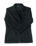 Unisex Melton Wool Jacket , Jackets
