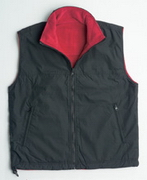 Reversable Polar Fleece Vest , Jackets