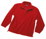 Half Zip Polar Fleece , Jackets