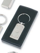 Metal Light Keyring , Keyrings