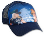 Sublimated Truckers Cap, Caps