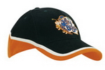 Tri-Coloured Cap , Caps