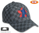 Zhongyi Golf Cap, Race Pattern Caps, Car Promotion Gear